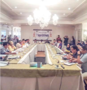 ARMM Leaders Meet for the 2nd REDPB